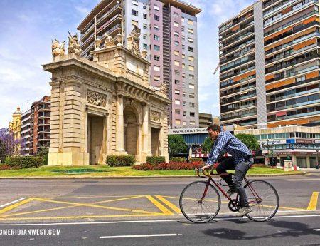 Valencia, la ciudad española con más ciclistas