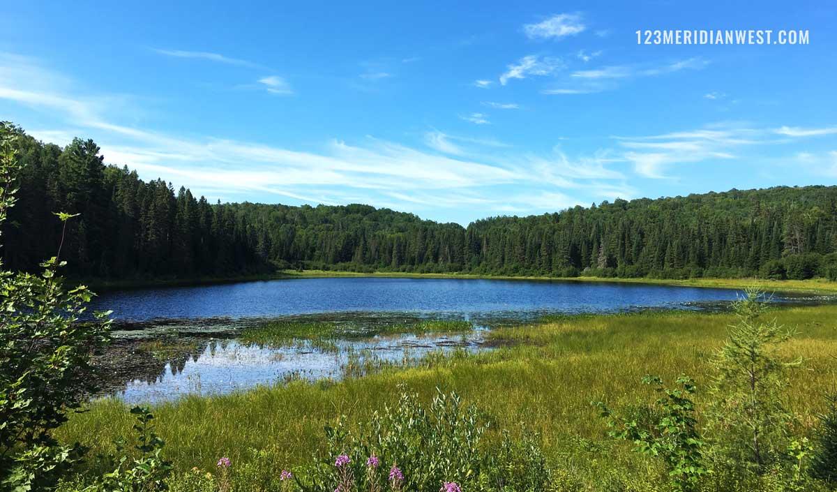 Algonquin Park Canada, Ontario