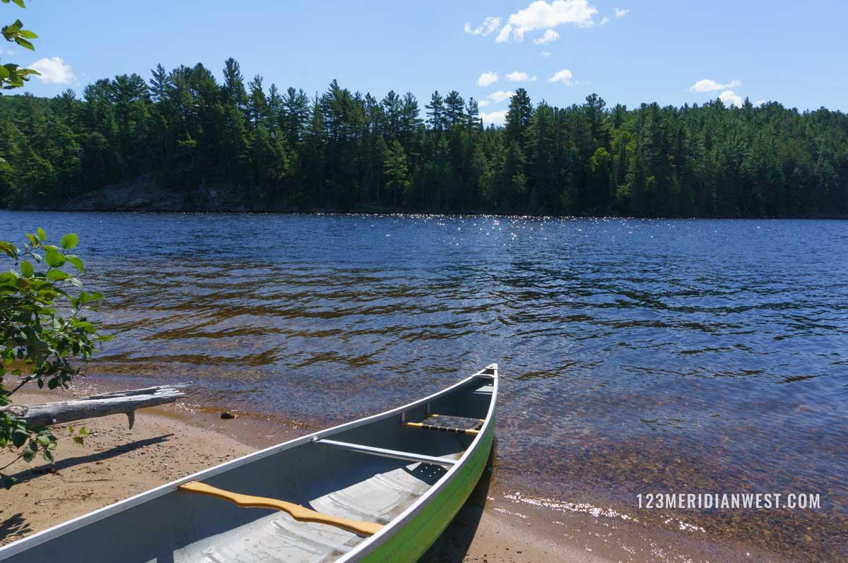 Parques Naturales de Canadá: Algonquin Park | 123 Meridian West