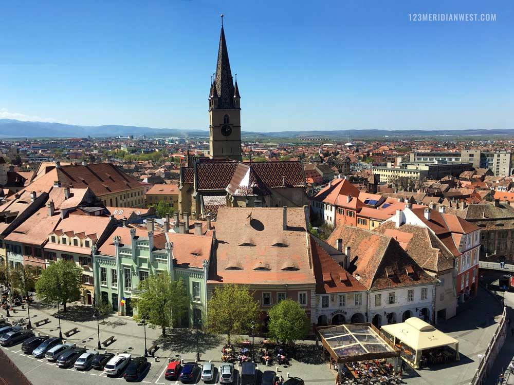 Rumanía, Sibiu