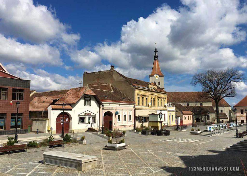 Rasnov Rumania