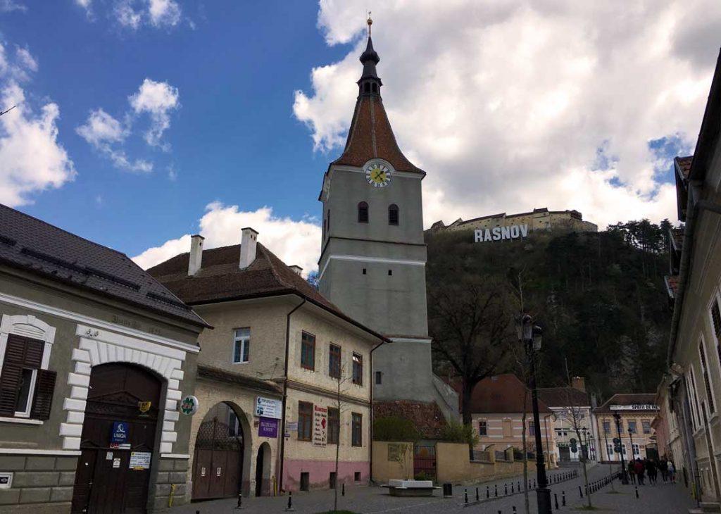 Rasnov Transilvania