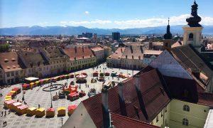 Escapada de 1 día a Sibiu desde Brasov