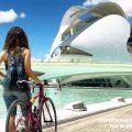 Los mejores itinerarios urbanos para descubrir Valencia en bici
