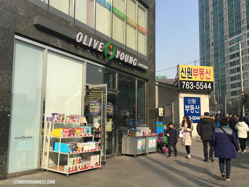 Cosméticos Corea del Sur