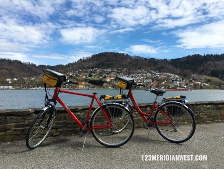 El Danubio en bici: de Passau a Viena