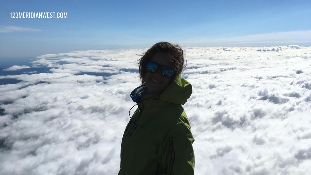 Lola Buendía. Monte Fuji