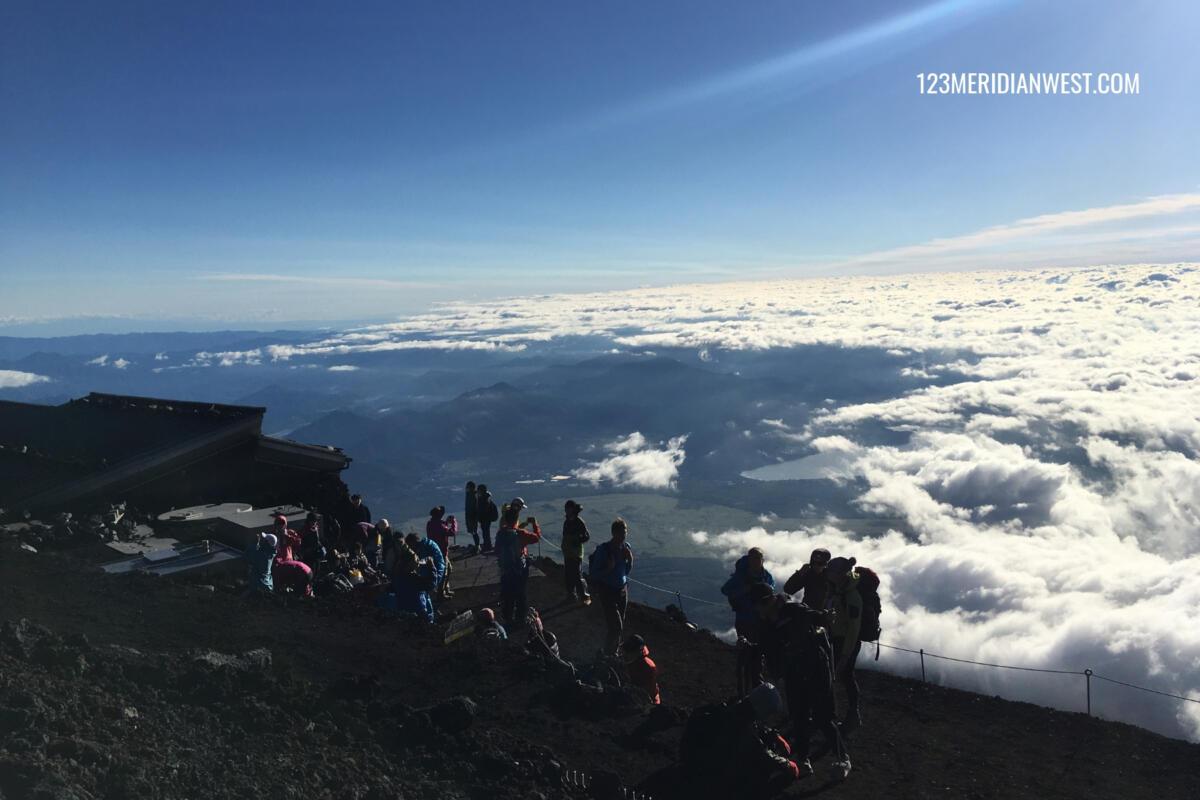 albergue Monte Fuji